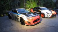 Scion Racing Previews 2013 Formula Drift Cars