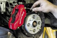 Project Scion iQ: Wilwood Brakes Install