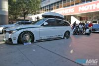 SEMA 2014 Las Vegas Photo Coverage BMW Toyo Accuair Trailer