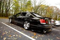 1999_Lexus_GS400_Joe_Dizon_Back