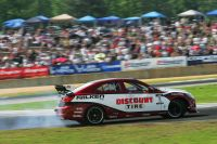The Red Dragon: Daijiro Yoshihara's Discount Tire/Falken Tire S13