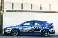 Art of Rally: Mitsubishi Sportback Project