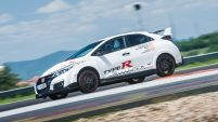 PASMAG Honda 2017 Civic Type R sets new benchmark time at Hungaroring with Honda s WTCC