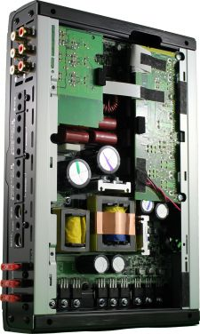 Kenwood XR900-5 Amplifier