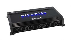 Hifonics - Brutus Elite BEX Amplifiers