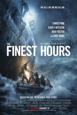 The Finest Hours - Movie Poster