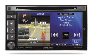 Alpine INE-S920HD Multimedia