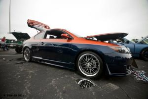 Tuner Battlegrounds 2012: Chris Gosda