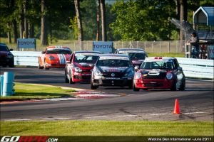 APR Motorsport 1 - 2 at Watkins Glen