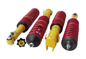 SPAX  Coilover Suspension