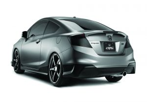 Project Files: Honda Remix 2.0 2012 Civic Si