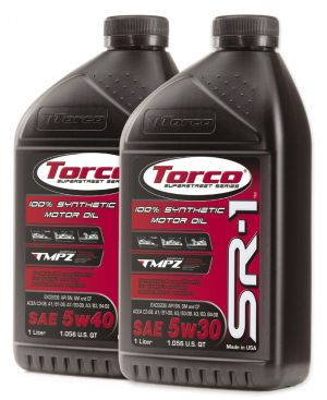 Torco SR-1 Synthetic Oil