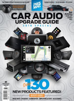 PAS 2018 Tuning Essentials Car Audio Buyers Guide 9 01 Cover