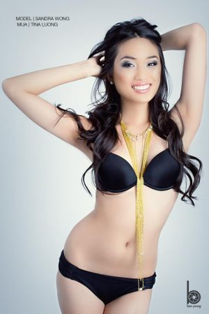 Model of the Week: Sandra Wong