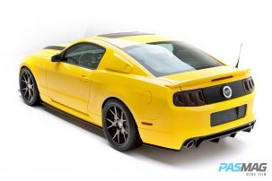 Modified Muscle: Neil Tjin's Ford Mustang GT