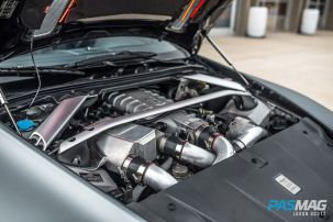 Flash of Class: Oracle Lighting's Aston Martin ESX Supervantage