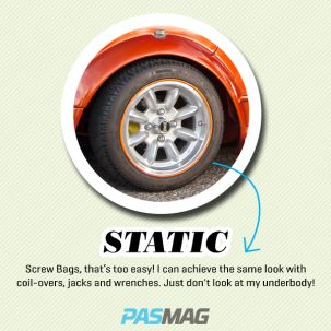 Stance 101: Static