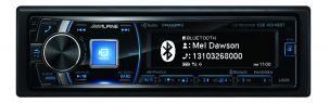 Alpine CDE-HD149BT CD Receiver Review