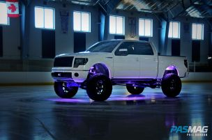 Mallory Wetherington 2013 Ford F150 Memphis Car Audio PASMAG 14
