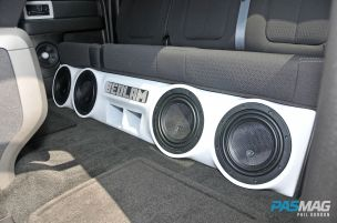 Mallory Wetherington 2013 Ford F150 Memphis Car Audio PASMAG 28