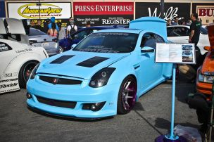 2014 Import Face-Off Car Club Champions (Photo by Cliff Wallace)