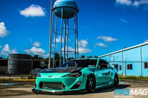 Stay Minty Kendall White 2013 Scion FRS PASMAG 6