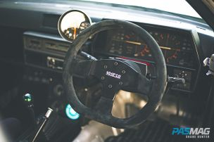 Richard P 1983 Nissan Skyline HR30 R30 PASMAG 15