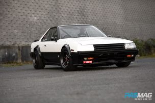 Richard P 1983 Nissan Skyline HR30 R30 PASMAG 5