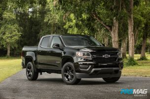 2016 Chevrolet Colorado MidnightEdition 061 trucks pasmag