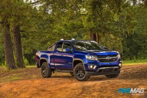 2016 Chevrolet Colorado TrailBoss 062 trucks pasmag