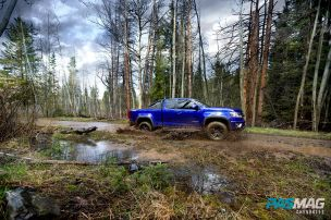 2016 Chevrolet Colorado TrailBoss 065 trucks pasmag