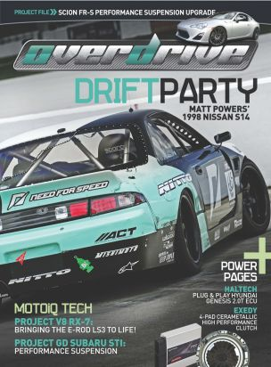 Drift Party: Matt Powers 1998 Nissan 240sx S14