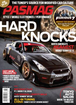 PASMAG April/May 2015 #130 Cover Graphic