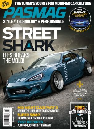 PASMAG #131 June/July 2015 Cover