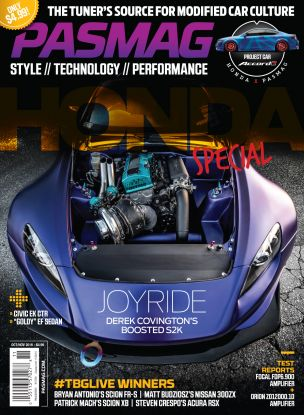 PASMAG 2016 139 Oct Nov Honda Cover USA