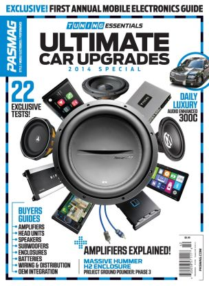 PASMAG 16.05 Tuning Essentials - Mobile Electronics 2014  - Cover LR