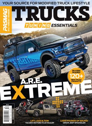 PASMAG Tuning Essentials Trucks 2nd Edition Cover USA