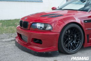 Attack, Dominate, Repeat: Daniel Kowall's 2002 BMW M3