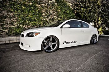 Breakin' it Down: 2005 Scion tC