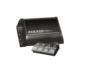 Kicker PXi50.2 iPod/iPhone Amplified Controller Review