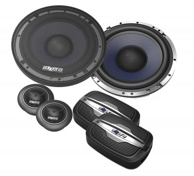 Dual-Axxera AS65C Component Speaker Review