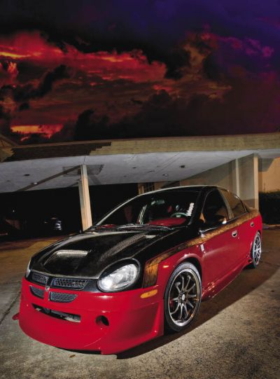 Stare Down: Marcus Prouty's 2003 Dodge Neon