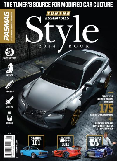PASMAG May 2014 Tuning Essentials Style Book