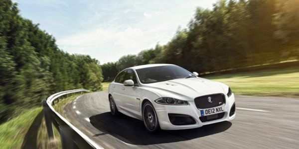 Jaguar Announces Speed Pack for XFR