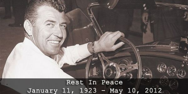 A Legend Lost – RIP Carroll Shelby