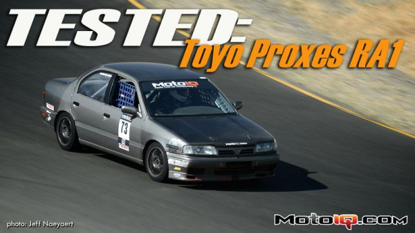 Tested: Toyo Proxes RA1