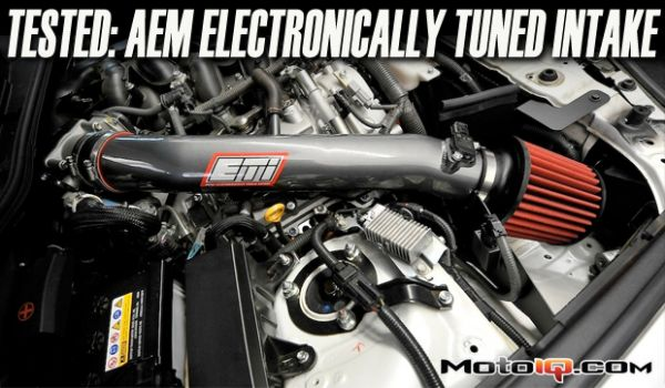 AEM ETI Technology Enhances Cold Air Intake Performance