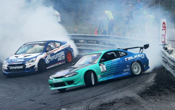 Formula DRIFT: International Commuters