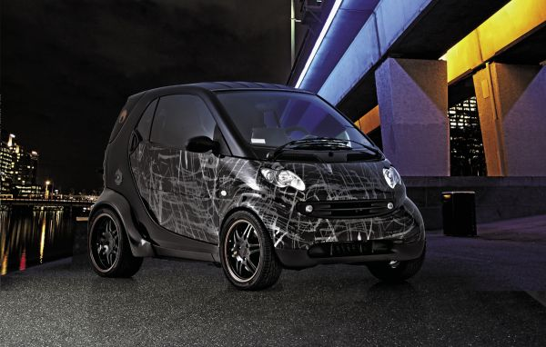 The Big Package: 2002 Smart Fortwo Brabus