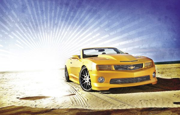 Topless: 2013 Chevrolet Camaro 2SS/RS